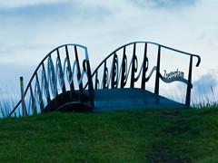 Brug nabij Noord-Aa, Zoetermeer (hansdjong) Tags: bridge zoetermeer brug zuidholland noordaa zoeterdam
