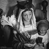 Plastic Mary & Jesus (hoobgoobliin) Tags: bw mary jesus lincolnshire plastic boywonder queenofheaven robcharles fujifilmxf1855mm fujifilmxe2 hoobgoobliin