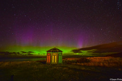 DSC_0715 (sean.pirie2) Tags: from water reflections photography lights coast scotland long exposure scottish aurora roadside northern moray borealis buckie portknockie strathlene