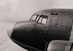 Douglas DC-3 Dakota KN397 G-AMSV (Fleet flyer) Tags: coventry douglas dc3 dakota warwickshire dc3dakota douglasdc3 douglasdc3dakota gamsv kn397 classicairforce douglasdc3dakotakn397gamsv douglasdc3dakotagamsv douglasdc3dakotakn397