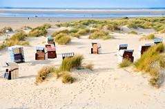 20090925_Bork_0107 (pego28) Tags: ocean sea beach strand nikon meer insel german nikkor nordsee 2009 strandkorb borkum beachchair d300s