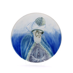 Sufi - Rumi - Turkish - Authentic Handmade Souvenir - Wall Art - Ceramic Plate - Portrait (ANATOLIQUE) Tags: original art love turkey painting ceramic photography souvenirs photo europe hand image handmade drawing craft plate wallart made souvenir spiritual ethnic sufi sufism turkish dervish authentic handcraft rumi whirling konya ceramicplate mevlevi whirlingdervishes mevlana wallplate sufis handmadeart tasawwuf handmadeitem jalaluddinrumi sufiwhirling handmadegifts mevleviorder handmadegift handmadesouvenir thewhirlingdervishes handmadeshop celaleddinrumi sufiorder sufisoul mevlanarumi mysticalislam authenticsouvenirs sufidervishes mawlawiyya turkishsouvenir sufismreligion sufiart turkishsouvenirs ethnicsouvenirs mevlevirumi rumipoet rumilove rumisufism sufiphilosophy turkishwhirlingdervishes whirlingdervishesturkey whirlingdervisheskonya sufiwhirlingdervishes sufisouvenir rumisouvenir souvenirideas originalsouvenirs authentichandmadeturkishsouvenirs