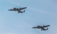 Lancasters Scampton (deltic17) Tags: raf avro avrolancaster lancasterbomber bbmf rafscampton cwhm