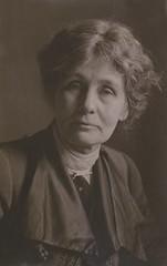 Emmeline Pankhurst, c.1914.