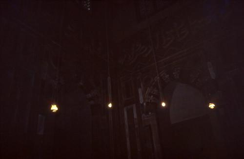 """Ägypten 1983 (14) Kairo: Sultan-Hasan-Moschee • <a style=""""font-size:0.8em;"""" href=""""http://www.flickr.com/photos/69570948@N04/22544830627/"""" target=""""_blank"""">Auf Flickr ansehen</a>"""