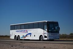 Misioneros Van Hool C2045L #1803 (sj3mark) Tags: vanhool misioneros motorcoach tourbus charterbus c2045l misionerosbusline