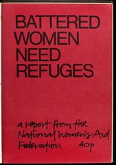 National Women's Aid Federation pamphlet1977