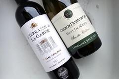 Red & White (bellaphon) Tags: wine 2012 chablis pessacléognan premiercru montdemilieu sainsbury's châteaulagarde laterrassepessac sainteceline