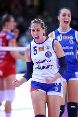 OBIETTIVO RISARCIMENTO VICENZA - FOPPAPEDRETTI BERGAMO (Legavolleyfemminile) Tags: italy volleyball bergamo volley vicenza pallavolo