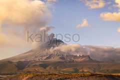 Cotopaxi Powerful Day Explosion (kalypsoworldphotography) Tags: park moon mountain snow southamerica field skyline neck landscape volcano high ecuador day risk flat cone outdoor smoke horizon wide peak steam gas glacier clear highland national crater disaster summit andes activity dust visible unrest volcanic slope equatorial magma cotopaxi active andean emission stratovolcano harmonic tremor