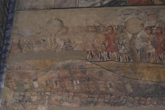 Sal del Tinell (esta_ahi) Tags: barcelona espaa architecture spain arquitectura medieval fresco pintura museudhistriadebarcelona fresc edadmedia palaureialmajor palaudellloctinent tinell  muhba ri510000424