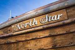 North Star (Lee Galashan) Tags: county ireland abstract canon boat wooden fishing name sigma vessel down 1020mm varnish norther clinker 7dmk2