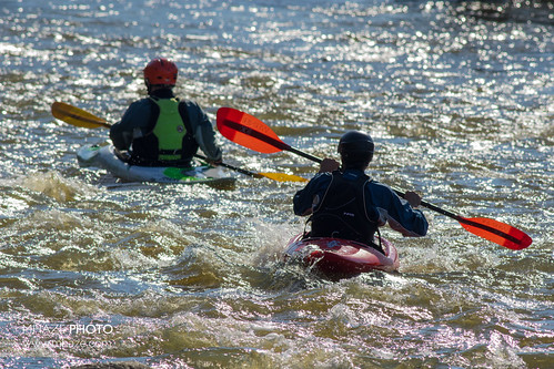 Kayaking the Haw River