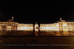 Bordeaux - Place de la Bourse (Azraelle29) Tags: night bordeaux nuit ville azraelle gironde tamron1024 sonyslta77 azraelle29