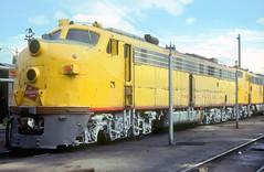 MILW E9 33C (Chuck Zeiler) Tags: railroad locomotive e9 chz milw 33c