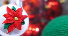 Christmas greetings (sifis) Tags: christmas xmas wool knitting athens yarn greece button greetings merry  sakalak