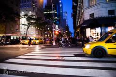 NYC | Instagram: @bayanalsadiq (Bayan AlSadiq) Tags: world newyorkcity travel blue people usa newyork streets colors streetphotography places niece traveling aroundtheworld travelphotography