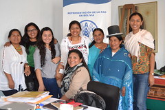 National Programme of the Leadership School for Indigenous Women in Bolivia (FAO of the UN) Tags: bolivia unitednations fao womenempowerment gendermainstreaming indigenouspeoples indigenouswomen leadershipschool faooftheun unfao forointernacionaldemujeresindgenas