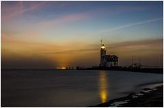 't Paard van Marken (Marcel Kramer K5) Tags: lighthouse sunrise pentax vuurtoren marken marcelkramer fotoclubalkmaar