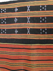 ANTIQUE BEADED VIETNAM SAPA SKIRT (wovensouls) Tags: ath166 166 antique highland tribal tribe vintage thailand goldentriangle textile cloth fabric costume hilltribe old tribaltextile hilltribetextile antiquetribaltextile skirt vietnam bead beaded beadedweaving weaving naturaldyes antiquevietnamskirt antiquevietnamtextile antiquebeadtextile wovenbeads