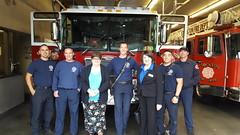 Neptune Society of Northern California, Stockton - Donations for Local Fire Department