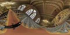 Marburg Alte Uni Aula 161018 (Bianchista) Tags: marburg universitt alte aula hessen panorama kugelpanorama 360panorama bianchista oktober 2016