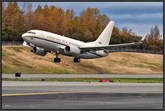 168981 United States Navy - USN (Bob Garrard) Tags: 168981 united states navy usn boeing c40a clipper 737 anc panc