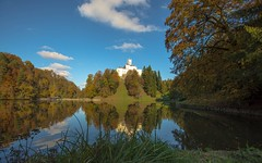 lake & castle - Trakoan (23) (Vlado Fereni) Tags: autumn autumncolours lakes lakecastle laketrakoan castletrakoan trakoan zagorje hrvatskozagorje hrvatska croatia nikond600 nikkor173528