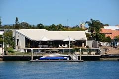 DSC_0162 (LoxPix2) Tags: loxpix queensland southport surfersparadise beach river boat architecture building bridge australia 2016