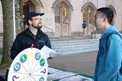 UW Dawg Daze 2016 (sustainableuw) Tags: uw universityofwashington students college university sustainability sustainableuw uwdawgdaze redsquare