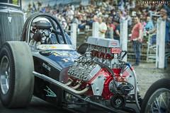 Nostalgia (Stuart Mitchell) Tags: nostalgia dragracing drag racing hotrod flathead old school retro vintage slingshot dragster fed front engined