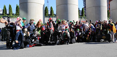 New York Comic Con 2016 - DC (Rich.S.) Tags: new york comic con nycc 2016 convention cosplay nyc dc comics penguin harley quinn robin joker red hood poison ivy