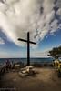 Tropea (paolotrapella) Tags: tropea santa maria dell isola calabria croce cielo sky clouds nuvole