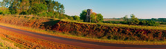 iglesia de mas de 100 aos. panoramica (josrivero) Tags: iglecia catolica la corita santa maria ruta costera n2 provincia de misiones departamento concepcion sierra