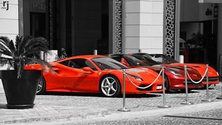 Ferrari vs Corvette