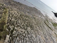 Exploring again (dark_dave25) Tags: lyme regis dorset holiday camping beach fossils