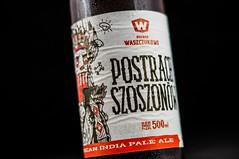 DSC05184 (Browarnicy.pl) Tags: postrachszoszonw bottle beer bier piwo