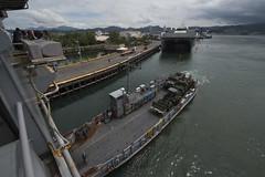 161011-N-JS726-238 (CTF 76) Tags: navy marines amphibiousassault subicbay phiblex bonhommerichard expeditionarystrikegroup underway deployment military portvisit subicbayphilippines