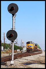 UP 8041 (golden_state_rails) Tags: up union pacific sp southern espee uss switch signal pomona california ca searchlight zg4ci
