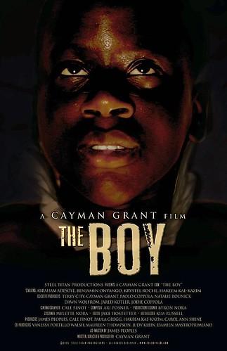 """The Boy"" OWTFF 2016 Best Supporting Actress Award Winner (Kystal Roche)"