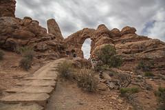 Arches B25A0107 (raddox) Tags: arches nationalpark moab utah turretarch rockformation