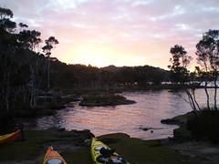 287Sophia Point (vawz) Tags: tassie kayak 08