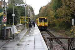 508123 Kirkby, Merseyside (Paul Emma) Tags: uk england merseyside kirkby electrictrain train railway railroad 508123