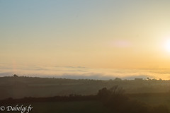 Mer de nuage la hague-19 (Lorimier david) Tags: mer de nuage la hague 251016 normandie normandy nature landscape cloud sea