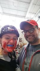 Pioneer Valley Roller Derby Scrimmage 10/29/2016