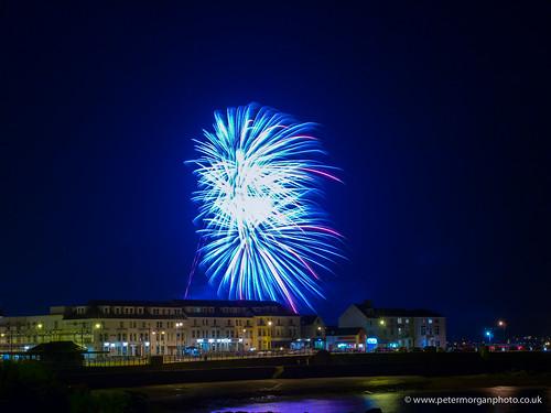 Porthcawl fireworks 2016 20161105_052