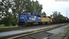 CR3219_EriePA_0790 (mswphoto44) Tags: conrail hopper coal erie