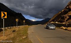 FUSION OF LIGHT (PHOTOROTA) Tags: abid photorota flickr pakistan kaghan nikon road light clouds colors