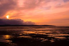 Thurstaston Sunset (Matthew Gann) Tags: wirral merseyside thurstaston sunset canon g7x river dee