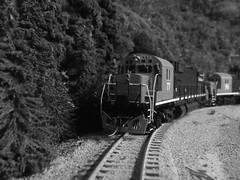 Cartier Railway (philippe.mignault) Tags: cartier railway ho scale model train c636 c630